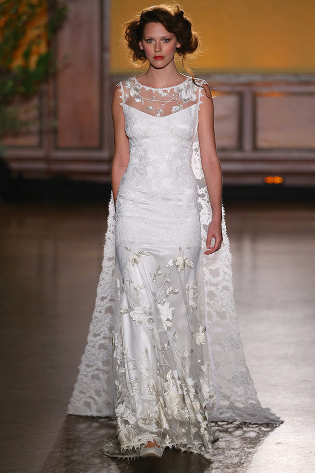 Best of bridal fashion week claire pettibone wedding for Wedding dress claire pettibone