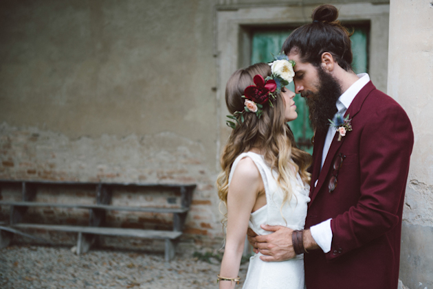 Cool Wedding Inspiration | Margherita Calati Photography | Bridal Musings Wedding Blog 12