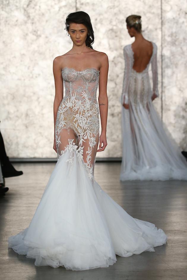 Best Of Bridal Fashion Week Inbal Dror Wedding Dress Collection Weddbook