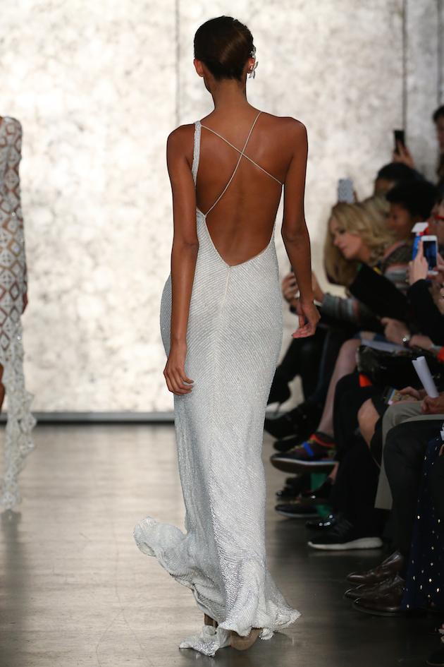 Best Of Bridal Fashion Week: Inbal Dror Wedding Dress Collection ...