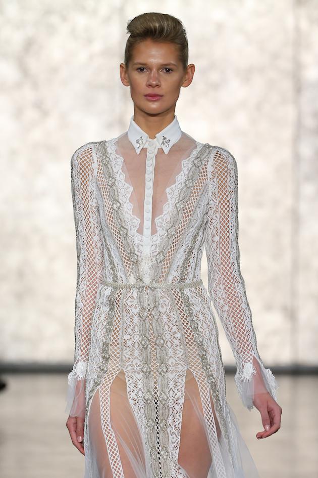 e0fb24ac59e6 Best Of Bridal Fashion Week: Inbal Dror Wedding Dress Collection - Weddbook