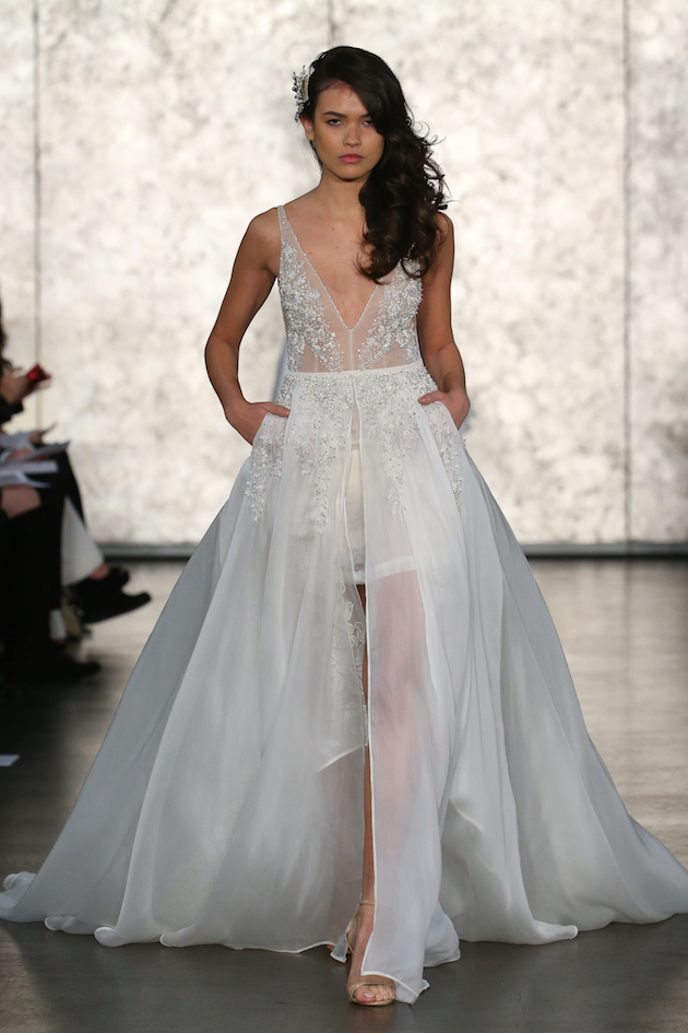 blog york bridal fashion week fall