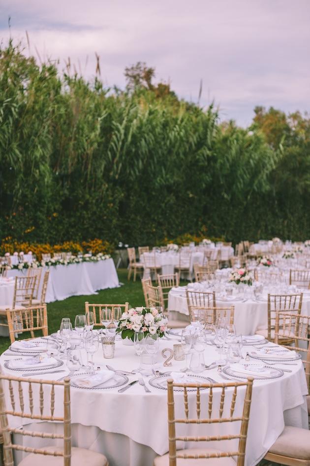 Beautiful Greek Wedding (With Gorgeous Styling Ideas) - Weddbook