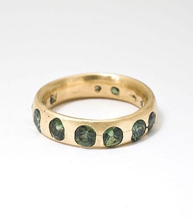 Engagement Rings for Men   Men's Engagement Ring   Bridal Musings Wedding Blog 12