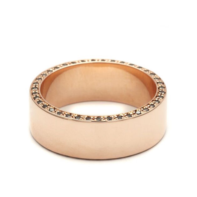 Engagement Rings for Men   Men's Engagement Ring   Bridal Musings Wedding Blog 17