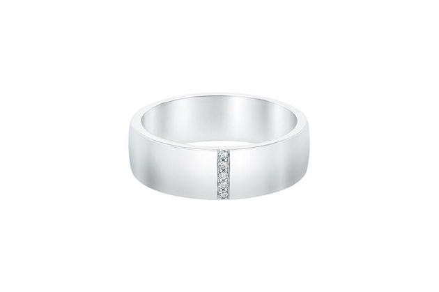 Engagement Rings for Men   Men's Engagement Ring   Bridal Musings Wedding Blog 2