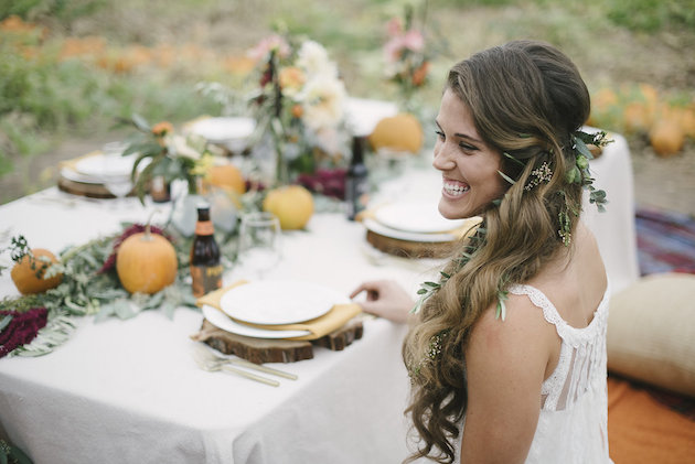 Pumpkin Patch Wedding Inspiration for Fall | Ellie Koleen Photography | Oh What Joy Events | Bridal Musings Wedding Blog 27