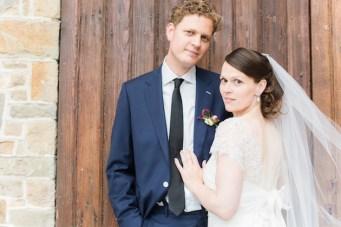 Sweet & Simple DIY Destination Wedding in Belgium