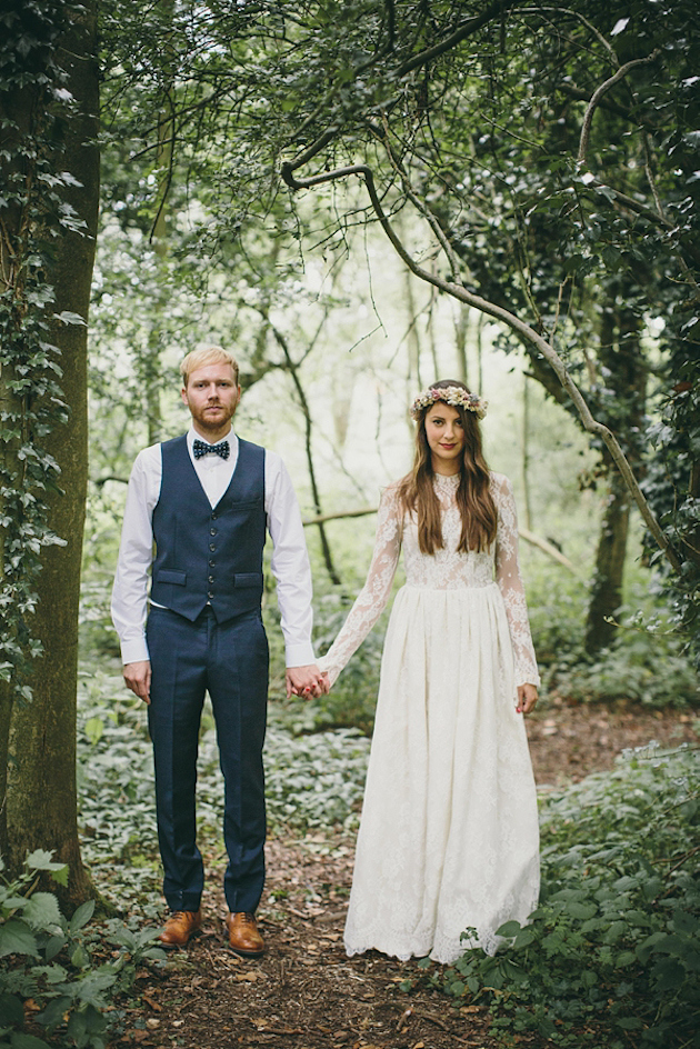 Wedding Dress Inspiration | Boho Wedding Dress | Bridal Musings Wedding Blog 3