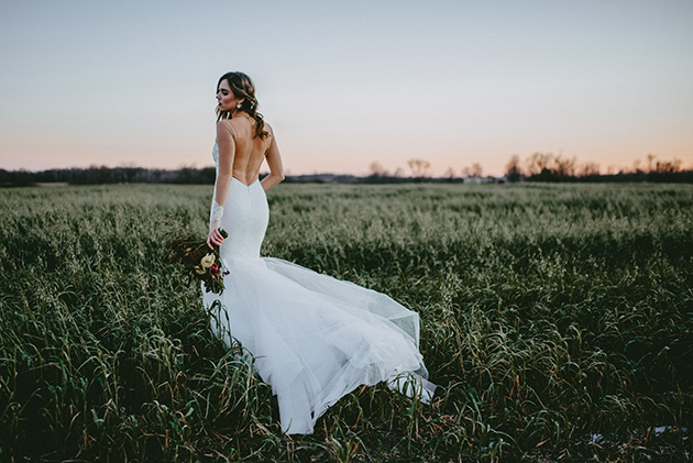 Katie May Montreal Wedding Dress | Amanda Marie Studio | Bridal Musings Wedding Blog 10