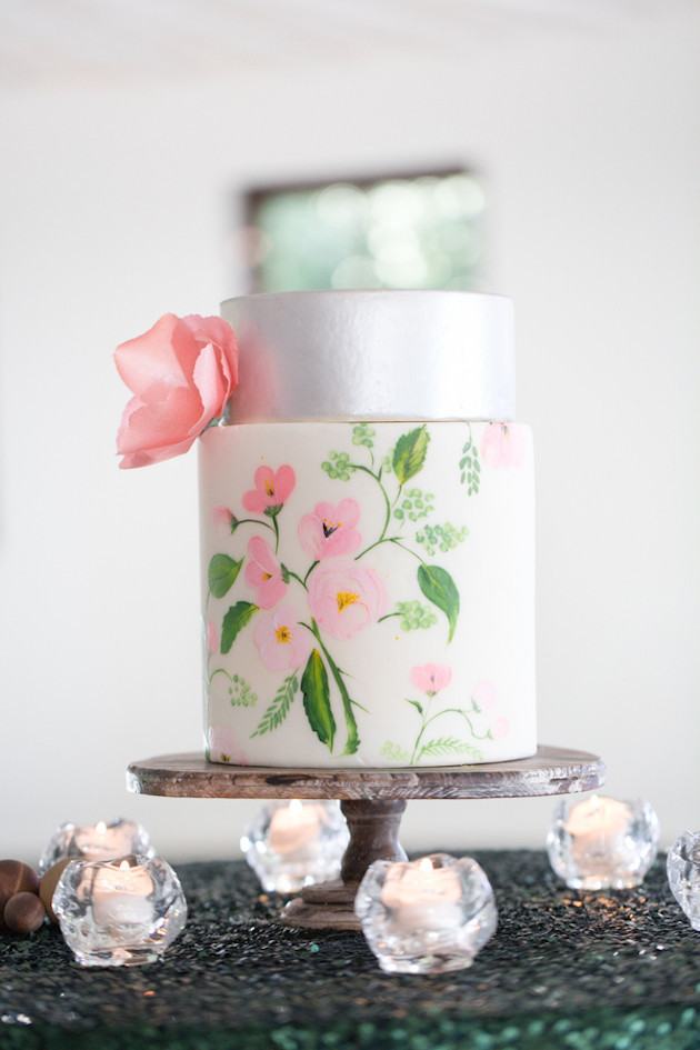 Unique Wedding Cakes | Best of 2015 | Bridal Musings Wedding Blog 11