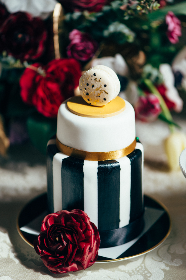 Unique Wedding Cakes | Best of 2015 | Bridal Musings Wedding Blog 13