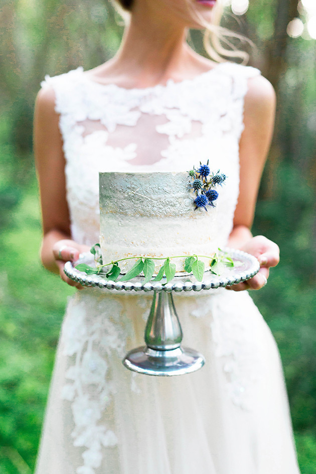 Unique Wedding Cakes | Best of 2015 | Bridal Musings Wedding Blog 18