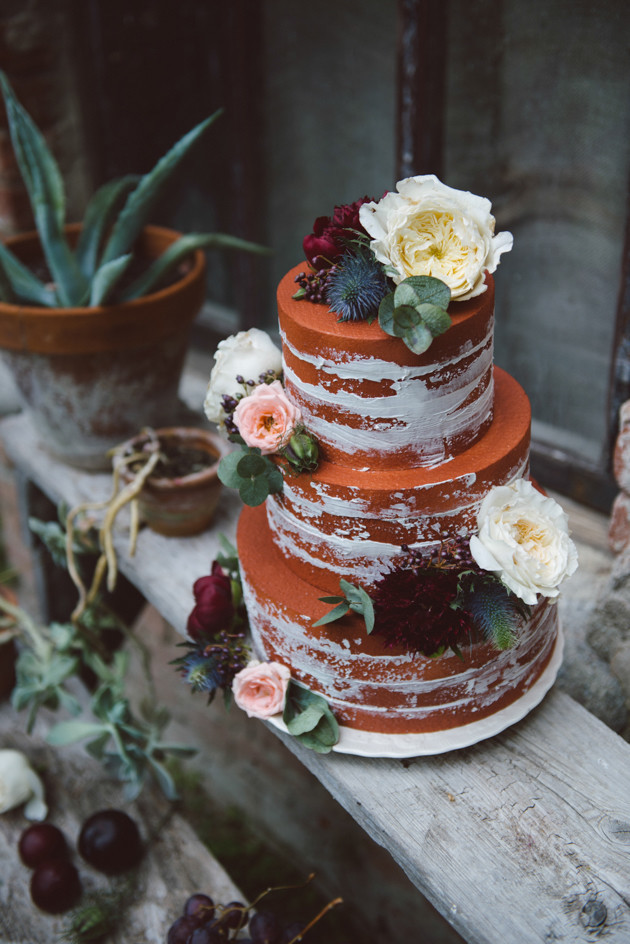 Unique Wedding Cakes | Best of 2015 | Bridal Musings Wedding Blog 2