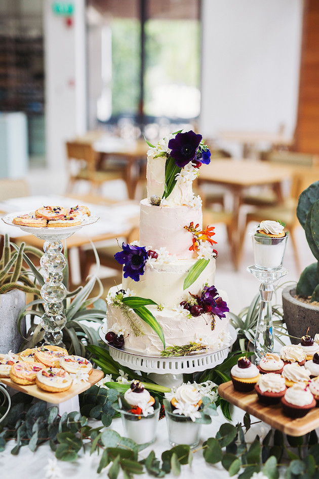 Unique Wedding Cakes | Best of 2015 | Bridal Musings Wedding Blog 5