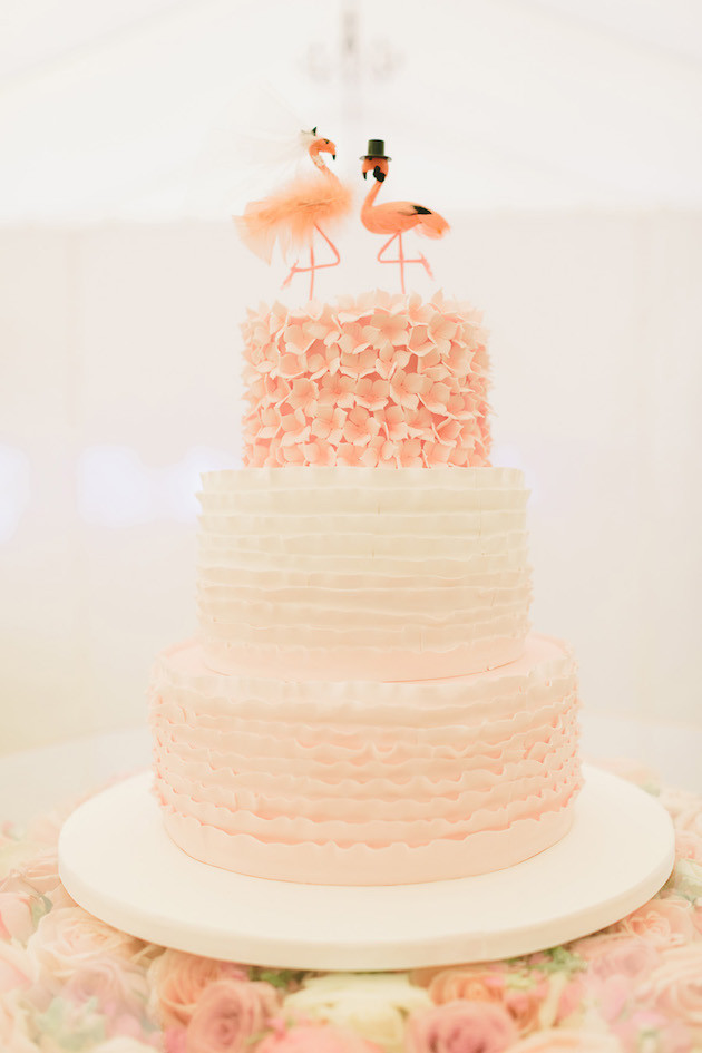 Unique Wedding Cakes | Best of 2015 | Bridal Musings Wedding Blog 7
