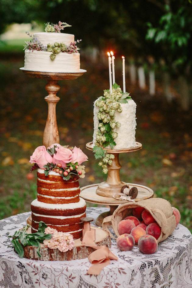 Unique Wedding Cakes | Best of 2015 | Bridal Musings Wedding Blog 8