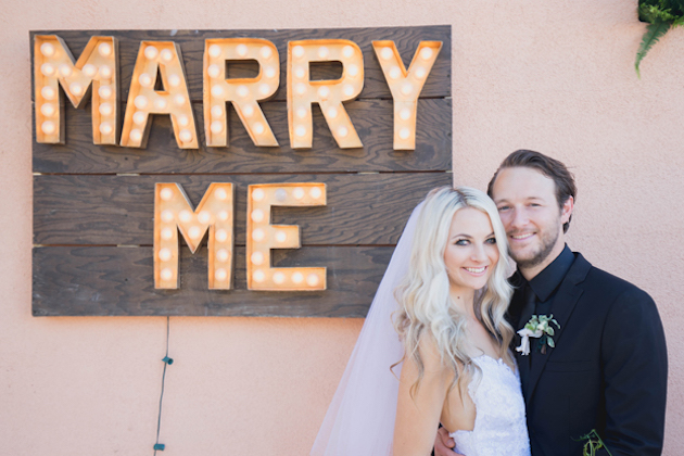 Cool Palm Springs Wedding | Karsyn Taelyr | Bridal Musings Wedding Blog 18