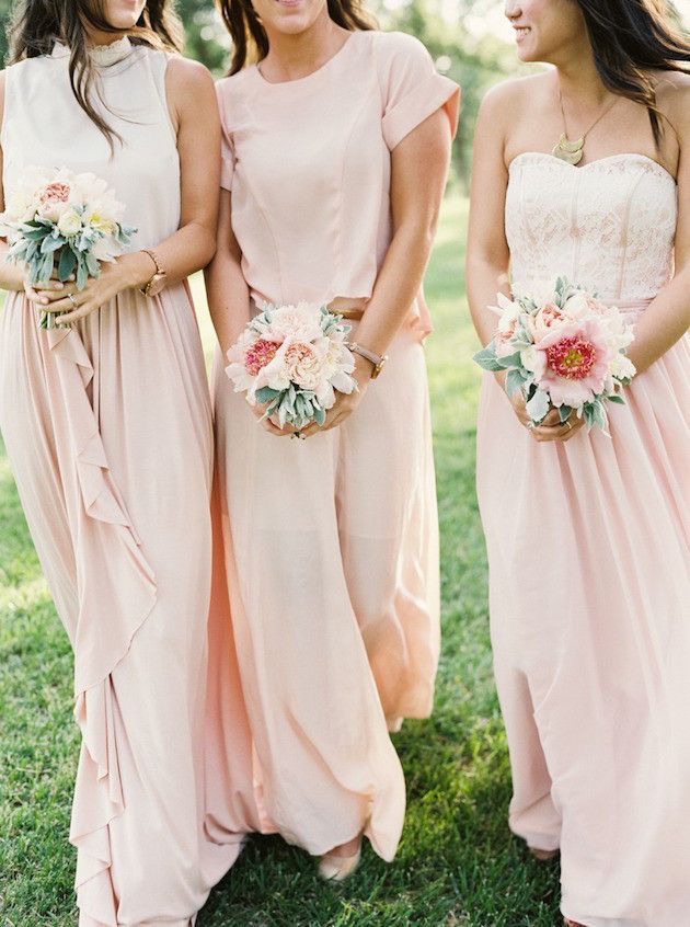 Pantone Colour of the Year 2016 | Rose Quartz & Serenity | Bridal Musings Wedding Blog 2