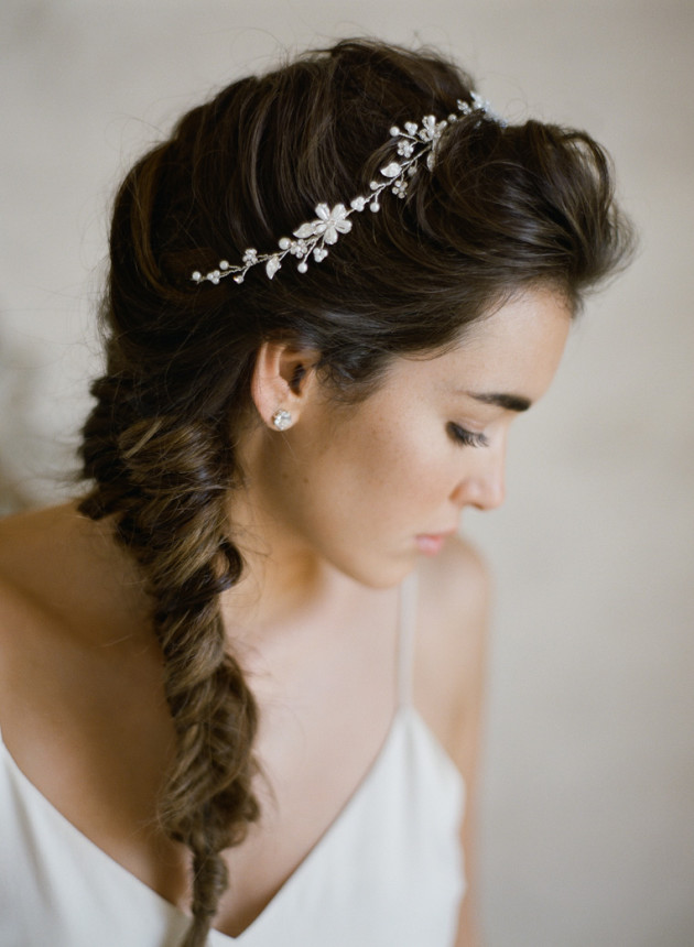 Stupendous Braids Hairstyles For Bridesmaids Braids Hairstyles For Women Draintrainus