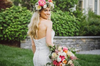 What is an Ethical Wedding Dress?
