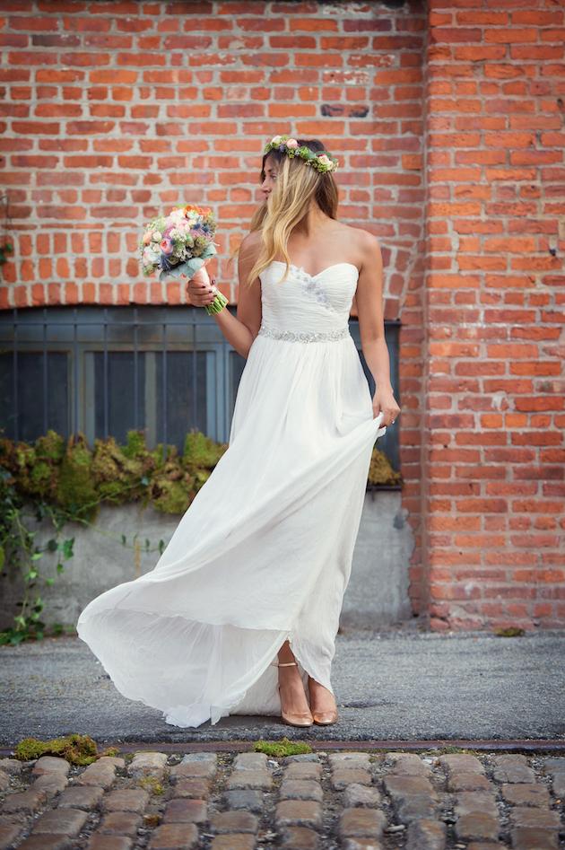 Celia Grace | Ethical Wedding Dress | Bridal Musings Wedding Blog