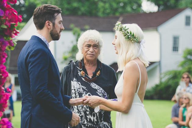 Colourful Hawaiian Wedding | Maui Maka Photography | Bridal Musings Wedding Blog 29