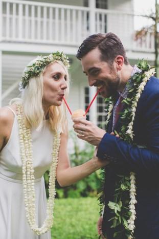 Colourful Hawaiian Wedding | Maui Maka Photography | Bridal Musings Wedding Blog 46