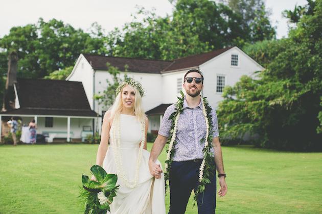 Colourful Hawaiian Wedding | Maui Maka Photography | Bridal Musings Wedding Blog 53