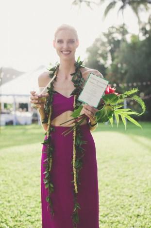 Colourful Hawaiian Wedding | Maui Maka Photography | Bridal Musings Wedding Blog 63