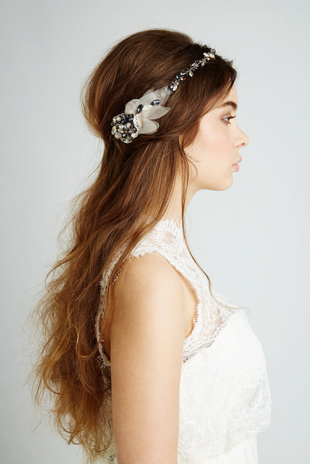 Feather & Coal Accessories on Etsy | Bridal Musings Wedding Blog 1