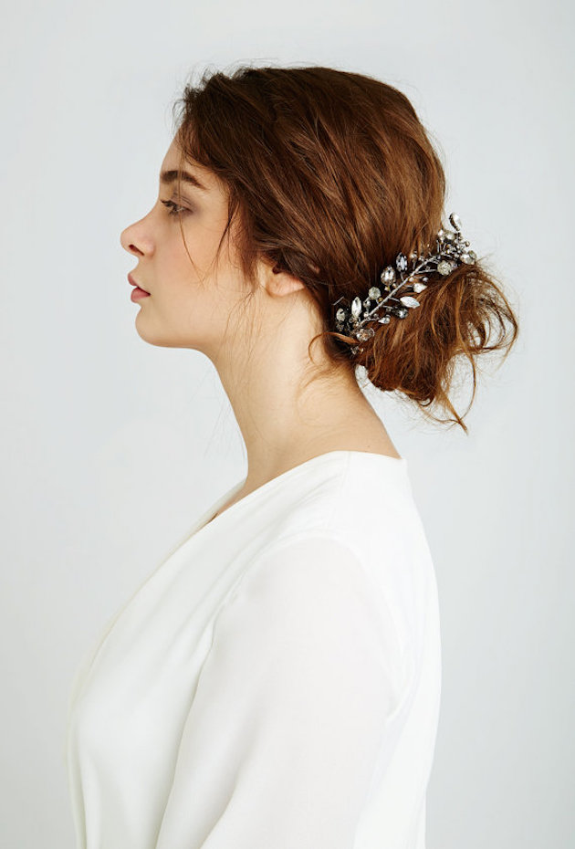 Feather & Coal Accessories on Etsy | Bridal Musings Wedding Blog 2