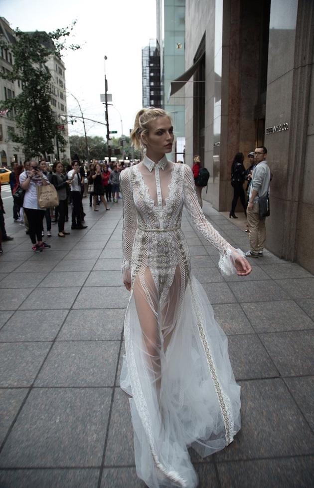 Inbal Dror Wedding Dress Collection 2016 - Weddbook