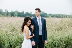 Romantic Wedding with Foliage Decor | Perregeaux Wedding Photography | Bridal Musings Wedding Blog 26