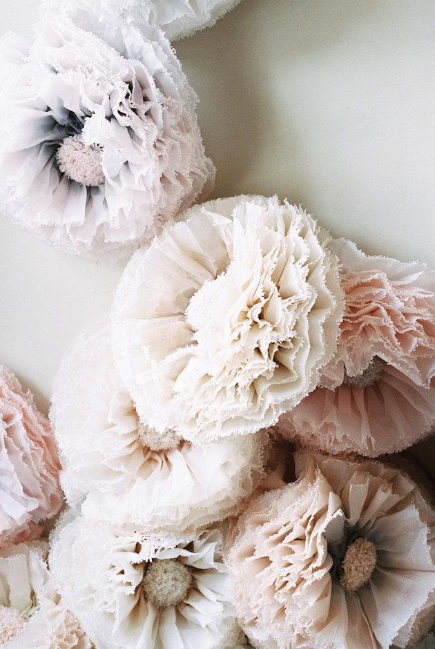 Unique Pom Pom Decor from Etsy | Bridal Musings Wedding Blog 3
