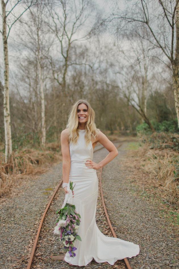 Wedding Dress on Etsy | Bridal Musings Wedding Blog