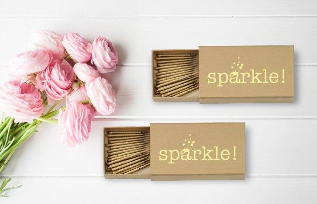 Wedding Sparklers on Etsy | Bridal Musings Wedding Blog