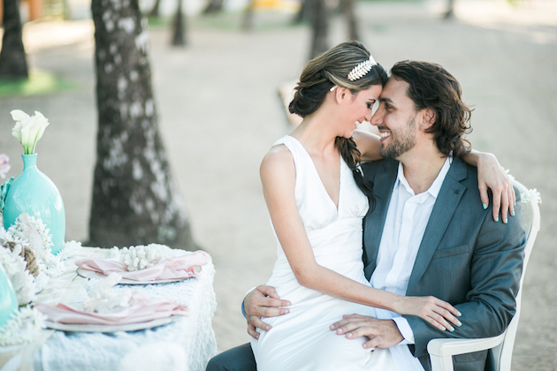 Beach Wedding Inspiration | Vanessa Velez Photography | Bridal Musings Wedding Blog 20