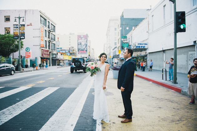 Cool Urban Wedding | Alexandra Wallace Photography | Bridal Musings Wedding Blog  17