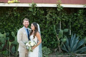 Fun Ranch Wedding with Chic, Elegant Style