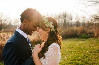 Magical Candlelit Barn Wedding (Planned in Two Months!)