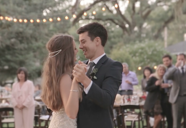 Romantic Wedding Film | Sean Kenney for studioTHP | Bridal Musings Wedding Blog 6