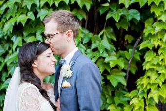 DIY Wedding in Toronto with Pretty Botanical Decor