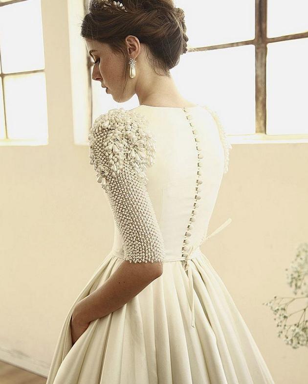 Chana Marelus Wedding Dress Collection   Bridal Musings Wedding Blog 7