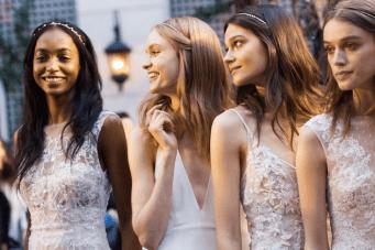 Best of Bridal Market: Monique Lhuillier Wedding Dress Collection Spring 2017