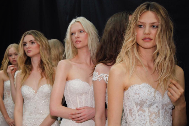 Reem Acra Wedding Dress Collection | Bridal Musings Wedding Blog