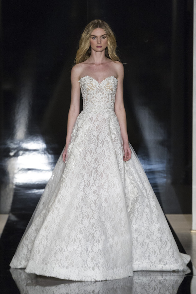 reem acra wedding dress collection bridal musings wedding blog 22