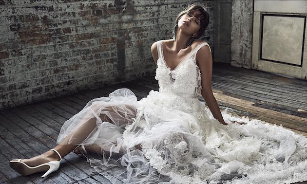Cool, Sexy, Modern: Blanc By Grace Loves Lace Wedd