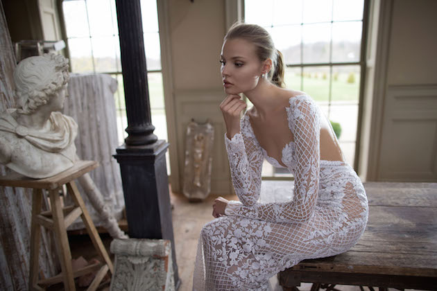 Berta Wedding Dress Collection World Exclusive | Fall Winter 2016 | Magdalena Frackowiak | Bridal Musings Wedding Blog 7