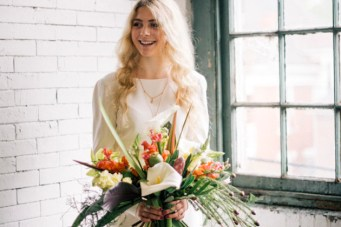 Cool & Eclectic Southwestern Elopement Inspiration
